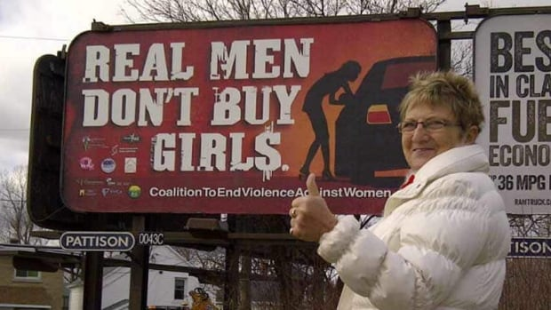 Sudbury resident Lori Wall has long worked to curb the sex trade in her neighbourhood near Kathleen and College streets.