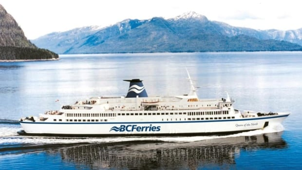 The Queen of the North ferry ran aground and sank in March 2006, sending Trina Benedict and dozens of other passengers scrambling for safety. Two people were killed.