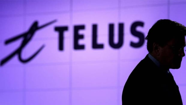 "Telus President and CEO Darren Entwistle says the company had an ""exceptional year"", with profit up 23 per cent"