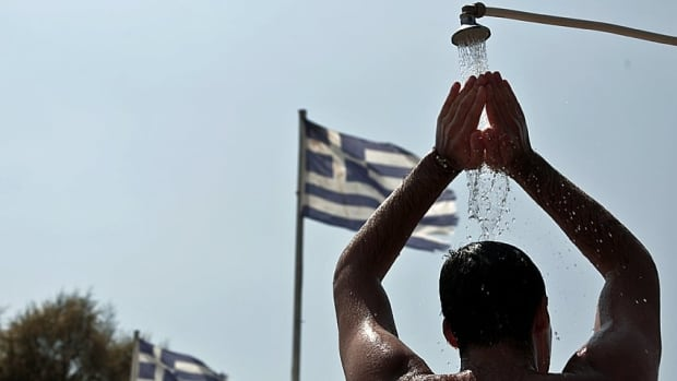 Almost two-thirds of Greeks between the age of 15 and 24 are unemployed, new data showed Thursday.