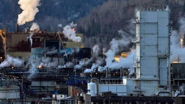 Teck Resources says between 12,000 and 25,000 litres of a solution containing sodium hydroxide spilled from its smelter in Trail, B.C., into the Columbia River on Tuesday.