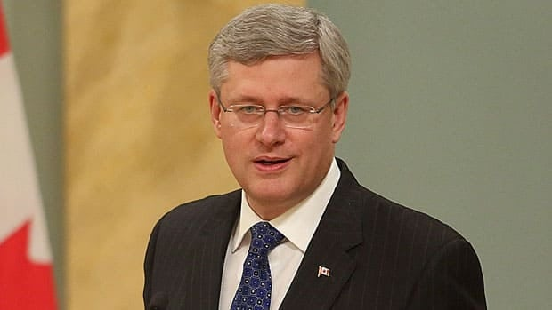 "Prime Minister Stephen Harper said in a release Friday he looks forward to working with the five ""talented individuals"" appointed as senators to sit in the Upper Chamber."