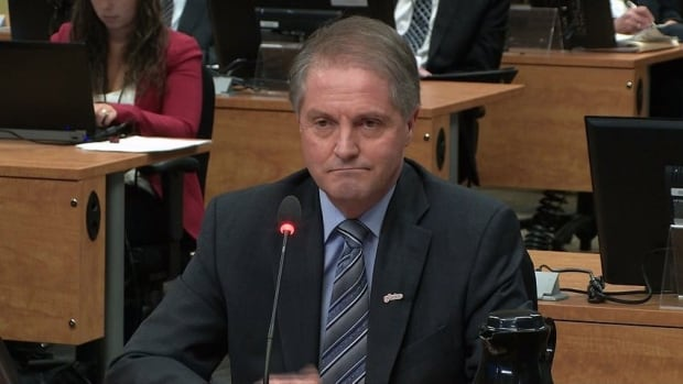 Michel Lalonde said his firm donated between $50,000 and $100,000 a year to Union Montréal between 2004 and 2009.