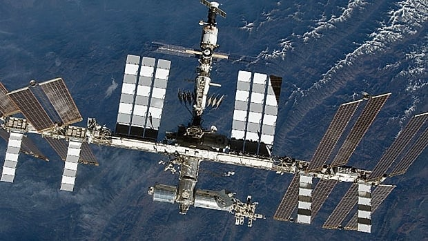 Thursday night is the best night to spot the International Space Station, which regularly flies over Hamilton. It's also a good week to see a meteor shower.