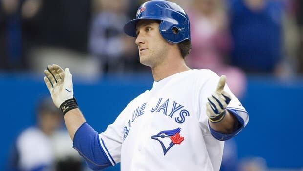 The Toronto Blue Jays brought up Yan Gomes from AAA Las Vegas on Thursday and optioned reliever Sam Dyson back to AA New Hampshire.