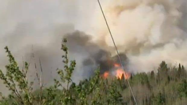 A Moncton firefighter says some people in the province are still not getting the message that the entire province is under a burn ban.