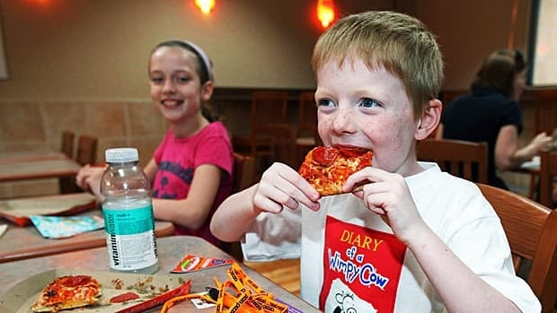 Should schools say goodbye to the traditional pizza party? Or is that taking the fun out of childhood?