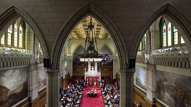 Prime Minister Stephen Harper's five new appointments to the Senate on Friday are from Ontario, Quebec, Nova Scotia and New Brunswick.