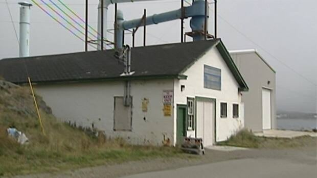 The shrimp shell processing plant in Twillingate didn't reopen this year.