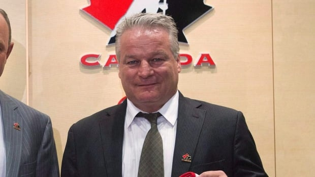 Dale Hunter was named the head coach of Canada's under-18 squad earlier this summer.
