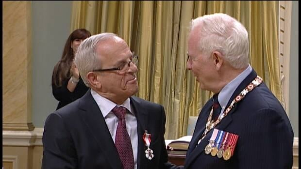 Fred Hyndman has been named to the Order of Canada.