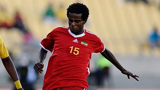 Minyahile Beyene of Ethiopia, seen in 2012, was deemed ineligible by FIFA.