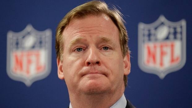 Commissioner Roger Goodell and the NFL say the collective bargaining agreement signed last August to end the lockout prohibited the filing of claims such as the one Wednesday accusing the league of colluding to impose a secret salary cap during the uncapped 2010 season.