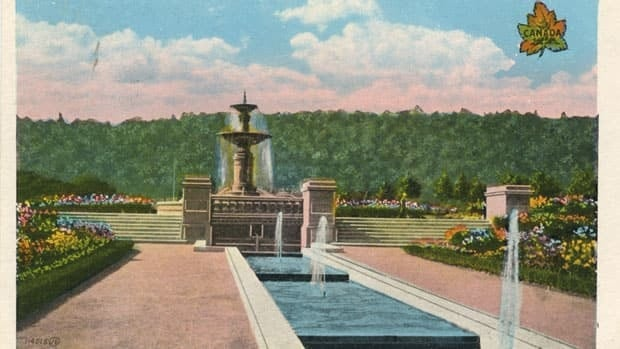 The governor general himself came by to switch on the Gage Park fountain in 1927. It has fallen on hard times since.