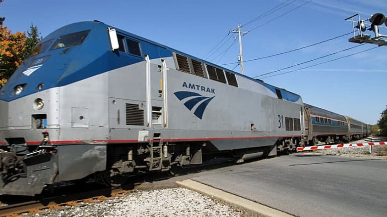 Amtrak 'sees promise' in Detroit-Toronto corridor   CBC News