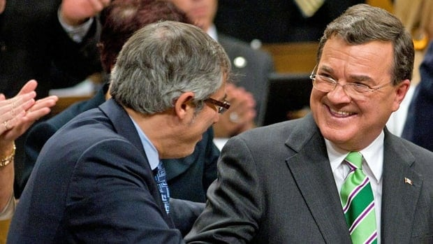 The latest deficit numbers have prompted speculation Finance Minister Jim Flaherty will lower his target projection for the deficit this year when he brings down his next budget.