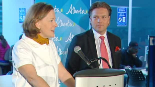 Premier Alison Redford and Advanced Education Minister Thomas Lukaszuk announced at Edmonton's Northern Alberta Institute of Technology today that there will not be a tuition fee increase this fall at Alberta's post-secondary institutions.
