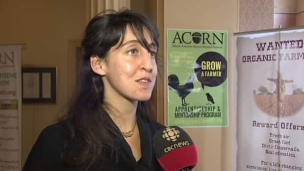 Lucia Stephen says this program is designed to introduce young people to the industry.
