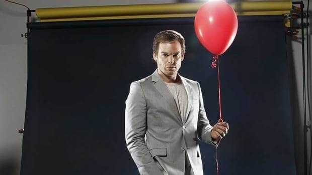 Actor Michael C. Hall, who plays Dexter Morgan, says he feels lighthearted on the days when the script calls for Dexter to kill.