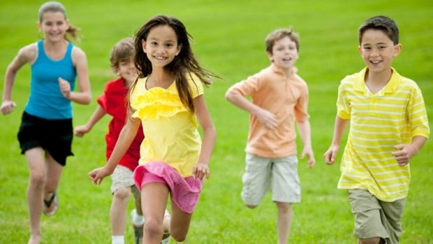Physical activity by children declines from age seven, according to a British study that followed children for eight years.