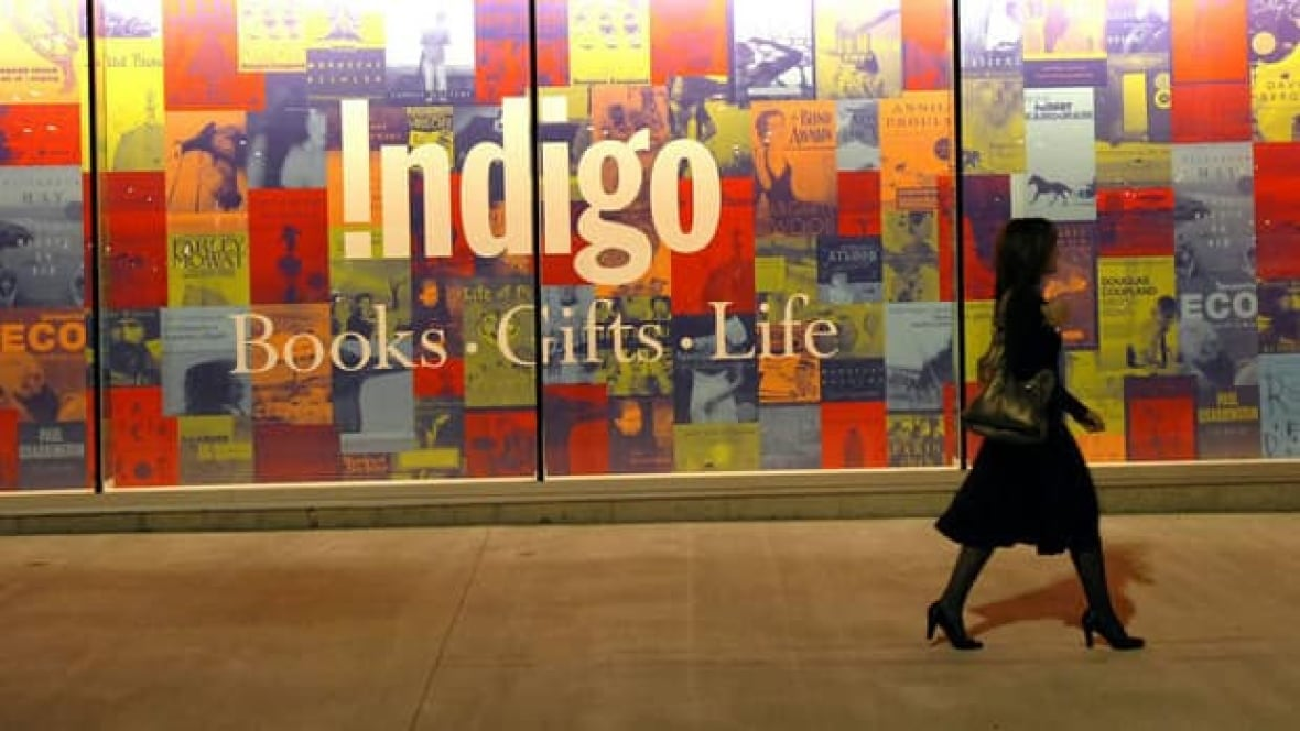 Chapters Book Store Kitchener