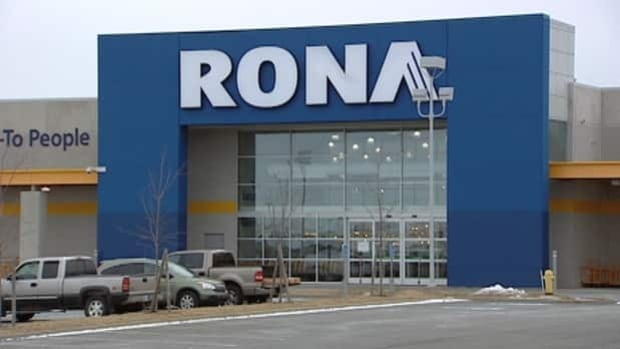 The RONA store is closing in April.