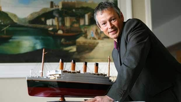 Miles Morgan has organized the Titanic Memorial Cruise, which leaves Southampton, U.K., on April 8 and will allow passengers to trace the Titanic's intended route.
