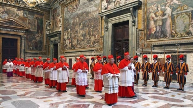 The Sistine Chapel will be closed off to outsiders for the upcoming papal election, which was sparked by the resignation of Pope Benedict XVI.