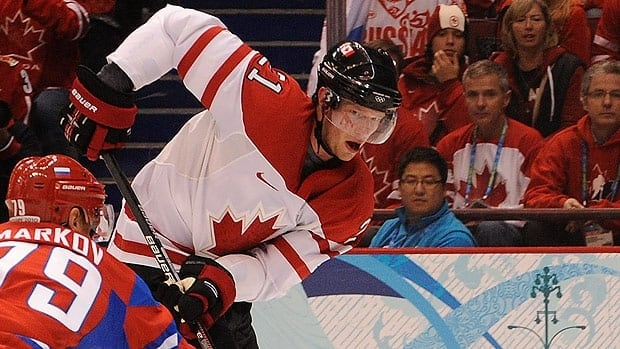 Eric Staal has played for Canada several times, including at the 2010 Olympics.
