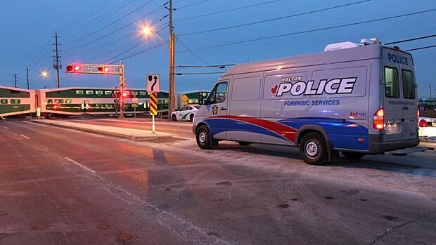 A pedestrian was struck and killed by a GO Transit train in Oakville on Thursday morning. The incident caused GO to halt service between Hamilton and Oakville for much of the morning commute.