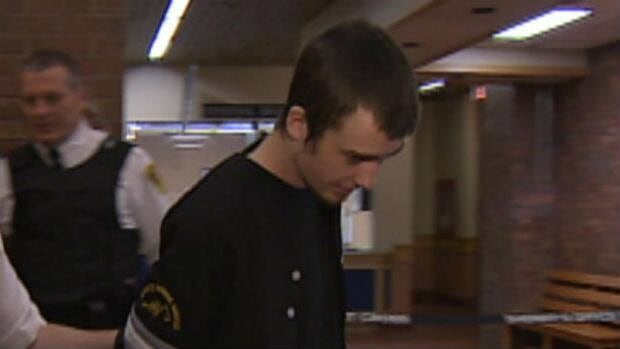 Scott Kenneth Cleary, 20, who was arrested Friday in connection with two recent bank robberies in the St. John's area, made his first court appearance on Saturday. CBC