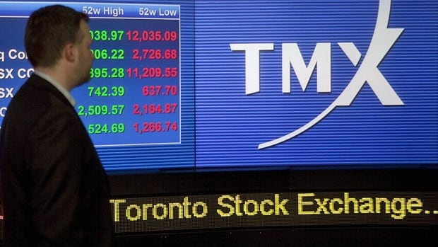 Energy and mining stocks — especially the gold miners — led a substantial pull-back for the TSX on Tuesday as a broad-based sell-off hit most sectors.