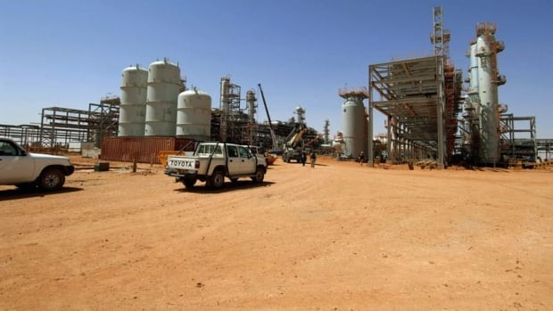 The Ain Amenas gas field in Algeria was raided by Islamist militants on Wednesday.