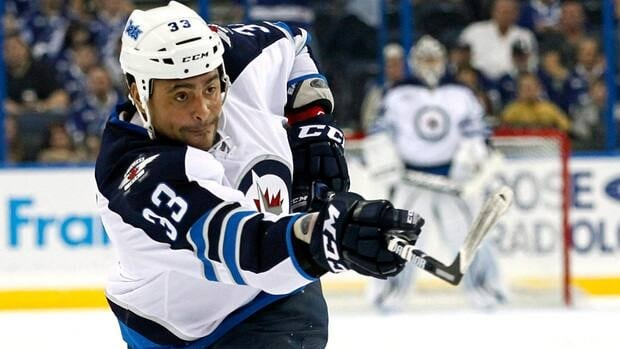 Several questions will be answered once the NHL regular season resumes, including whether or not Jets defenceman Dustin Byfuglien will be in game shape to start the campaign.