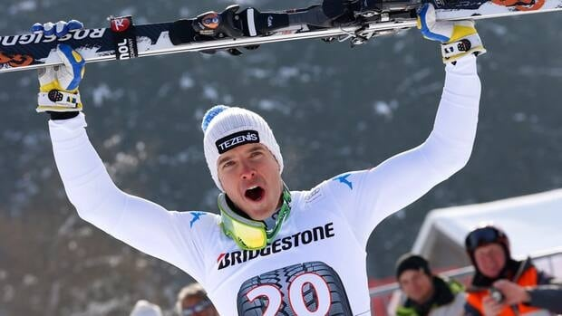 With the win, Christof Innerhofer jumped to third place in downhill standings, behind Svindal and Domink Paris of Italy.