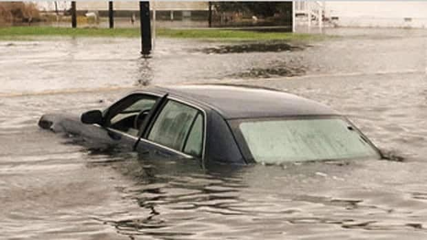 ICBC is warning consumers that vehicles damaged by flooding and sea water during Hurricane Sandy could be offered for resale in Canada.
