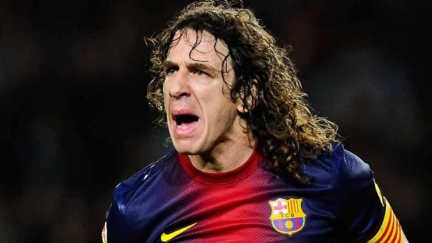 Carles Puyol of FC Barcelona will be out anywhere from six weeks to three months after having arthroscopic surgery on his knee.