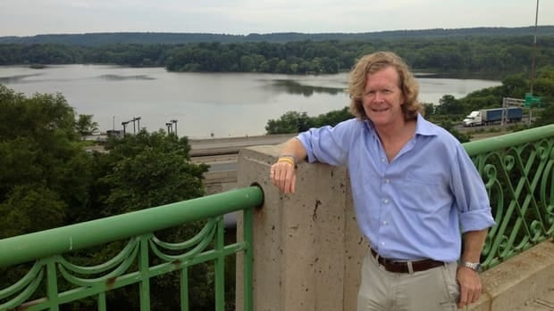 Patrick Bermingham is CEO of a fourth-generation company that does business around the world. He also has dreams about bridges.