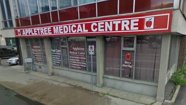 Dr. Ede has been practicing at this Appletree walk-in clinic on Slater Street in Ottawa, treating only male patients since June 2011.