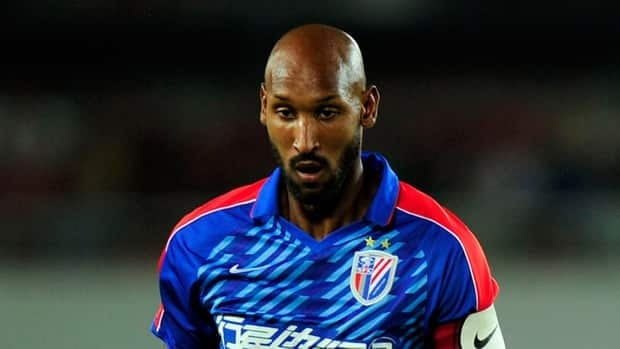 Nicolas Anelka has previously played for Paris Saint-Germain, Arsenal, Real Madrid, Liverpool, Manchester City, Fenerbahce, Bolton, Chelsea and Shanghai Shenhua.