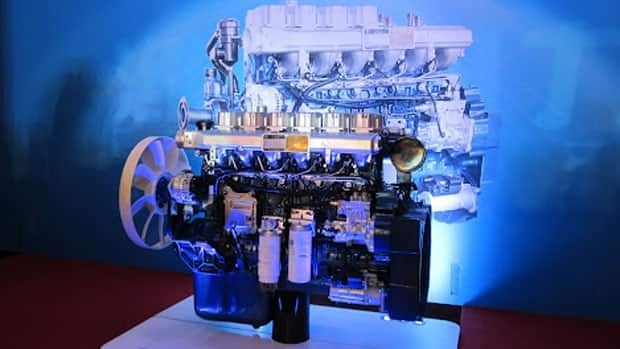 Westport has developed engines using its High Pressure Direct Injection (HPDI) technology.