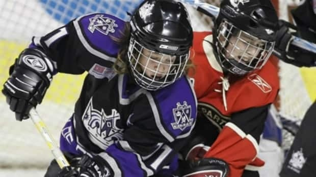 Hockey Alberta has banned body checking for peewee-level players, which will take affect this fall.