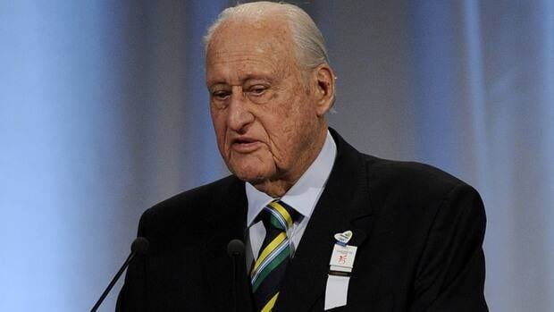Former FIFA president Joao Havelange is one of the officials reportedly believed to have accepted money from the ISL agency.