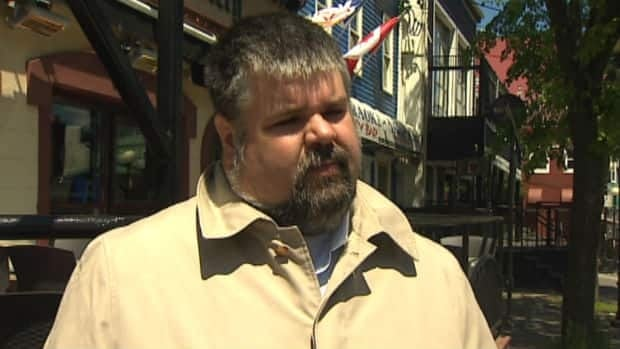 Seamus O'Keefe says bar owners on George Street want biker gangs kept out.