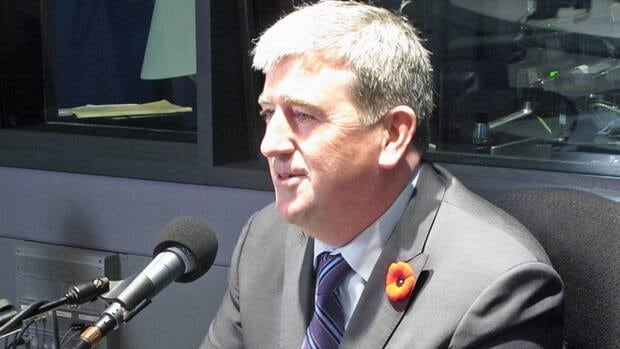 Toronto Centre MPP Glen Murray apppeared on CBC Radio's Metro Morning on Monday to discuss his bid for the Ontario Liberal Leadership.