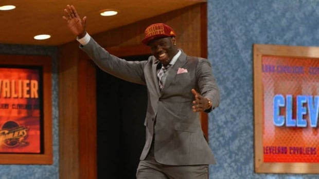 Brampton, Ont., native Anthony Bennett became the first-ever Canadian to be selected No. 1 overall in the NBA draft Thursday.