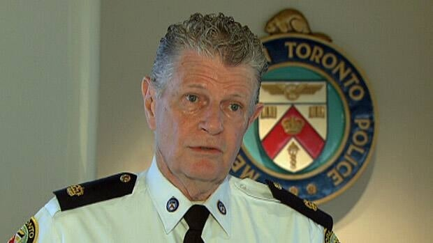 Toronto police Supt. Ron Taverner says that cellphone robberies have doubled in the past three years.