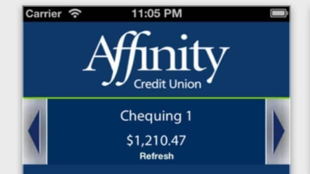 Affinity Credit Union unveiled its Deposit Anywhere iPhone app this morning, which allows members to deposit cheques using their smartphones.