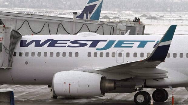 More people flew WestJet than a year ago but because of an increase in seat capacity, the airline's load factor decreased slightly.