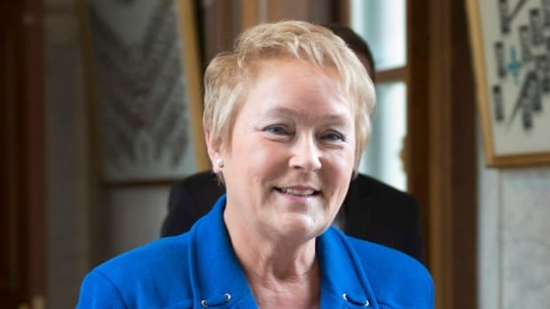 Quebec Premier Pauline Marois met other Canadian premiers for two days in Halifax to discuss the federal economy and possibilities for collaboration on energy issues.